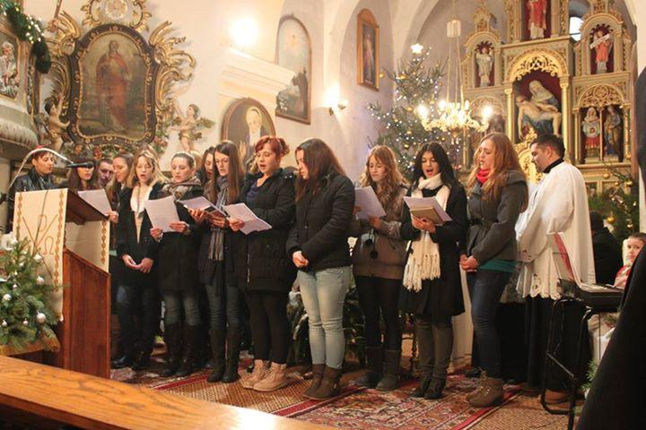 Vijeće mladih, koncert za Štefanje 2012